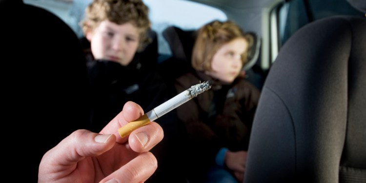 UK to ban smoking in cars... it's already illegal in Australia