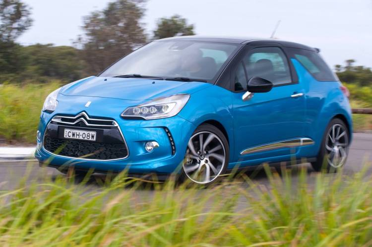 2015 Citroen DS 3 DSport car review