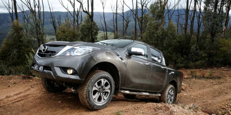 2016 Mazda BT-50 on-sale