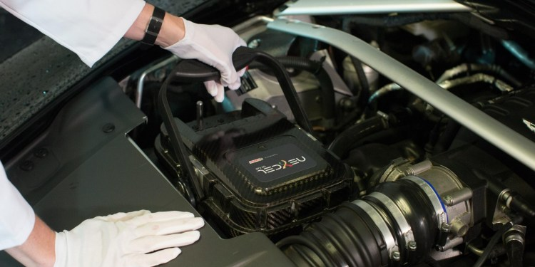 Castrol Nexcel promises a 90-second oil change