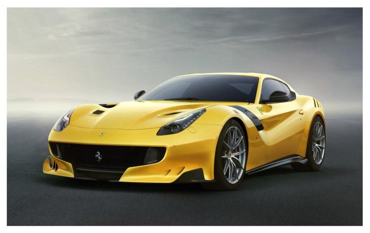 Ferrari F12tdf revealed