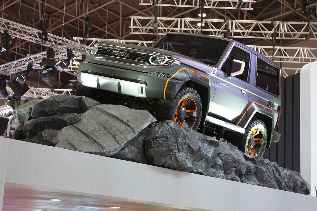 Toyota LandCruiser 70 Series XJ700 concept revealed ...