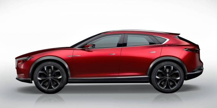 KOERU concept car