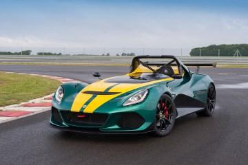 Lotus 3-Eleven at the Nurburgring
