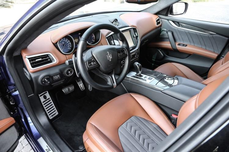 Maserati Ghibli to get silk seats