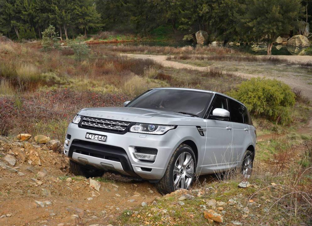 Range Rover Sport Hybrid review