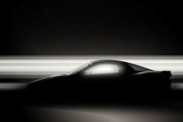 Yamaha teases 4Wheeler sports car concept