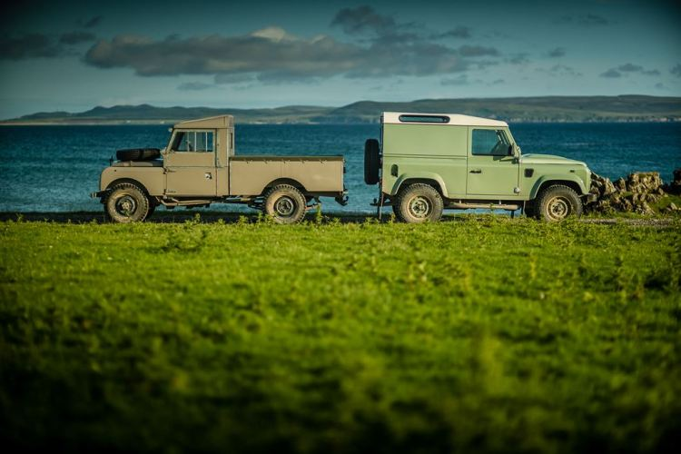 Land Rover Defender 90 Heritage review