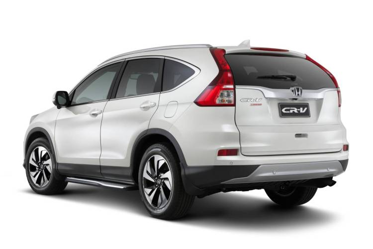 2016 Honda CR-V Series II 4WD limited edition
