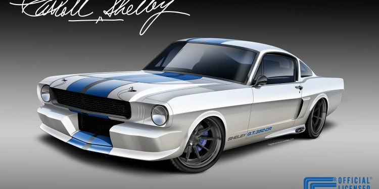 Classic Recreations to fit EcoBoost engines to classic Mustang range