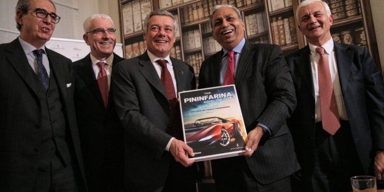 Mahindra buys Pininfarina