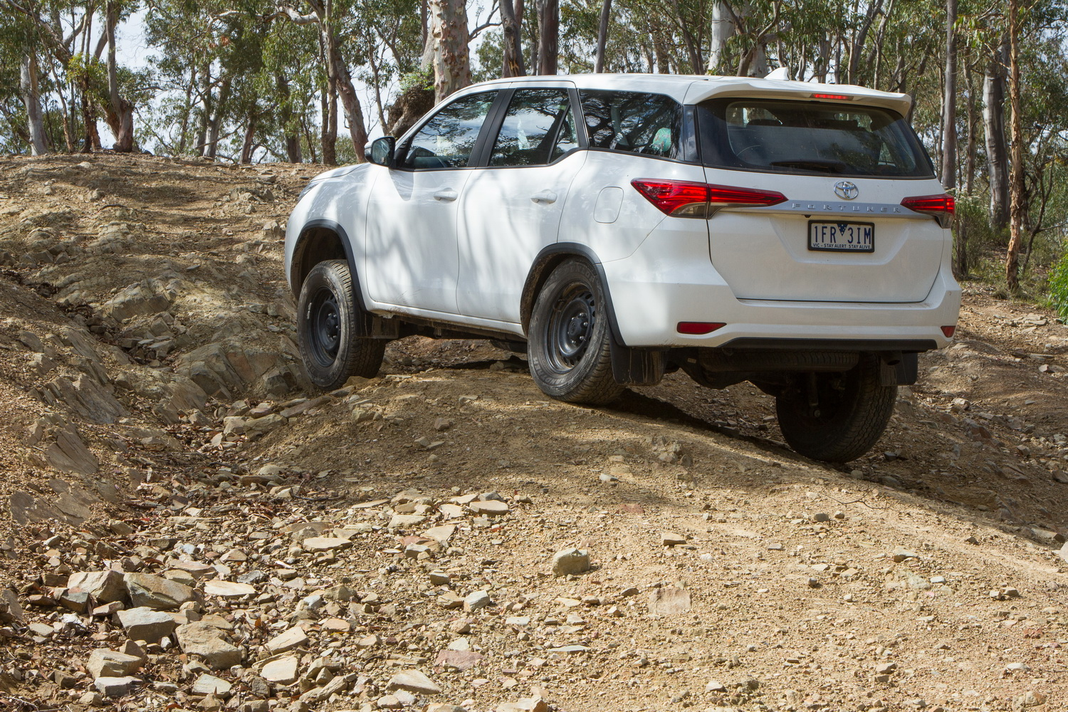 Toyota Fortuner and Toyota HiLux technical analysis - 4WD