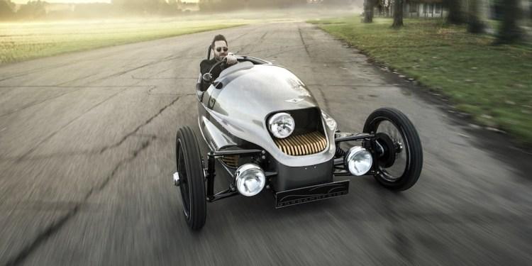 Morgan EV3 revealed