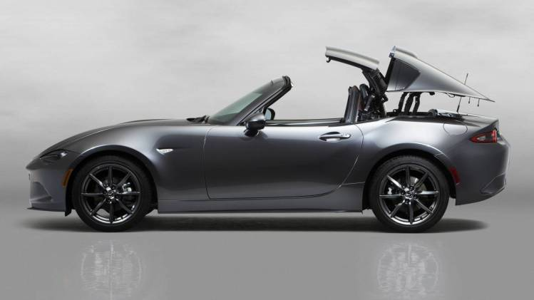 Mazda MX-5 RF revealed
