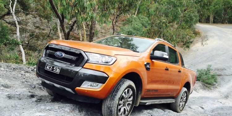 Ford Ranger Wildtrak