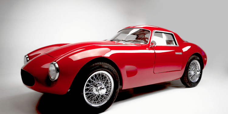 The Effeffe Berlinetta is a brand new car designed in the style of 1960s Alfa Romeos.