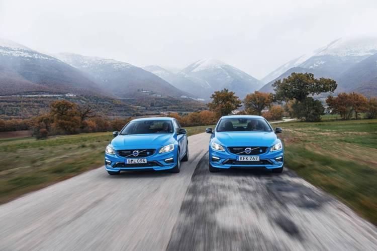 Polestar S60 and V60 revealed