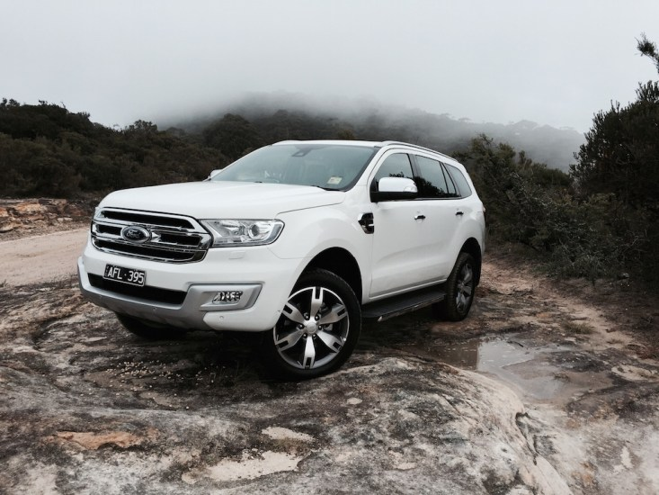 Ford Everest Titanium review