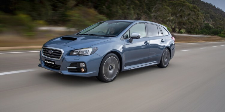 Subaru Levorg car review