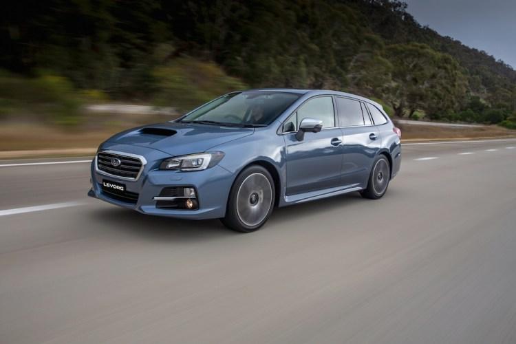 Subaru Levorg car review