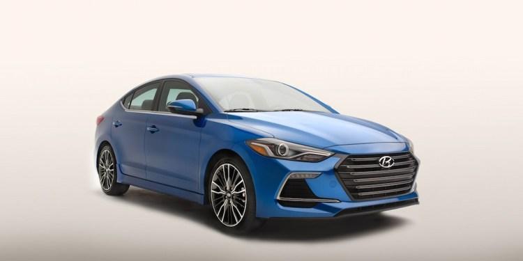 Hyundai Elantra SR