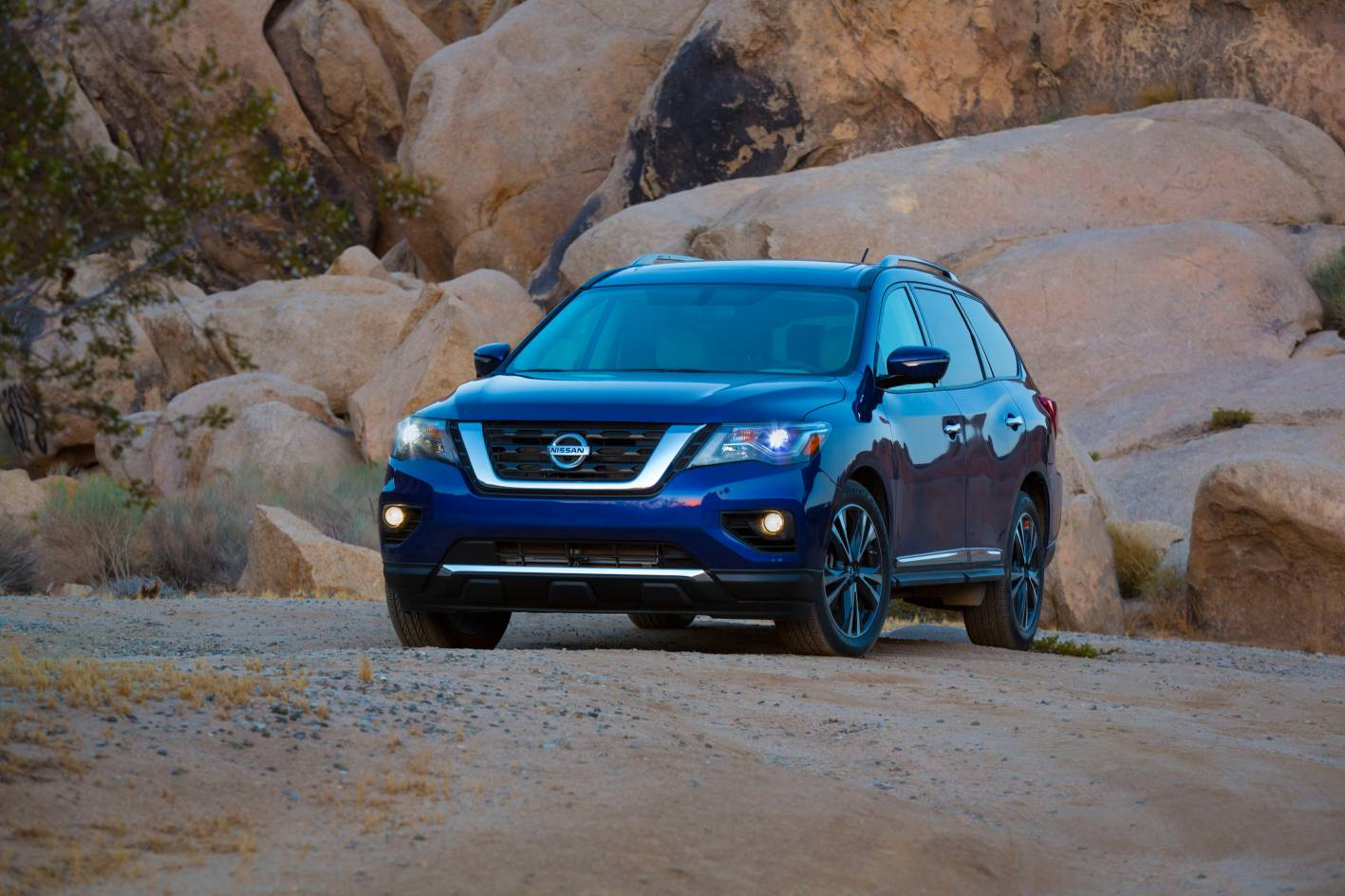 Nissan Pathfinder Hits Showrooms in September, Featuring More Power