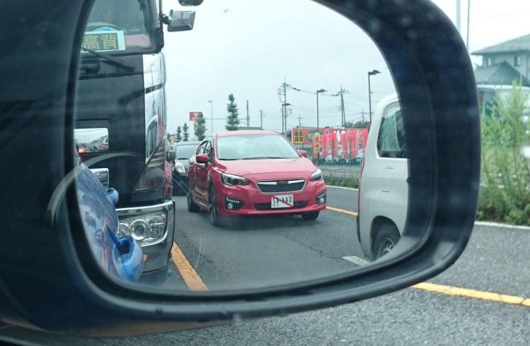 2017 Subaru Impreza spied
