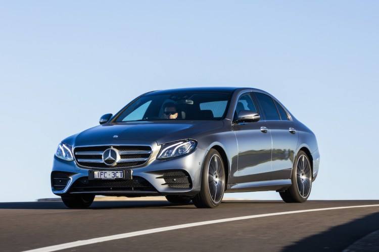 Mercedes-Benz E 220 d car review