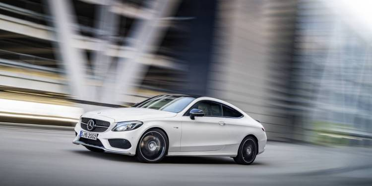 AMG C 43 Coupe pricing announced