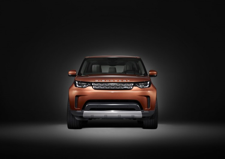 all-new Land Rover Discovery revealed
