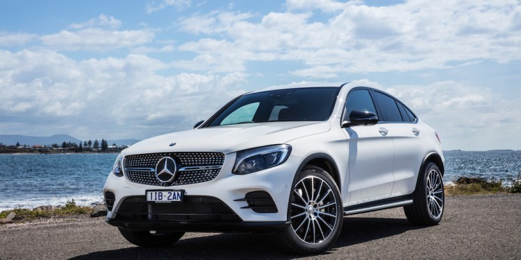 2017 Mercedes-Benz GLC Coupe review