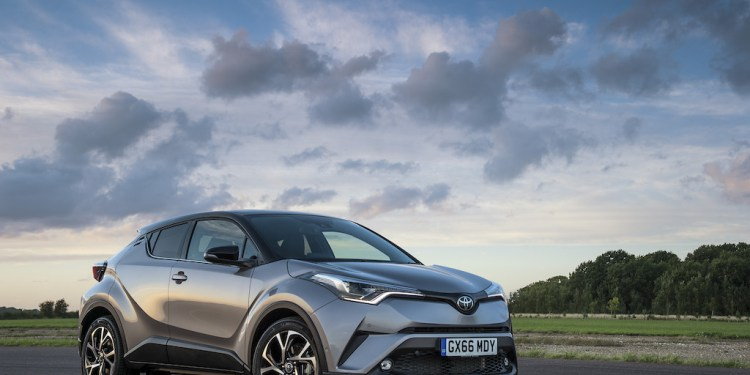 2017 Toyota C-HR review