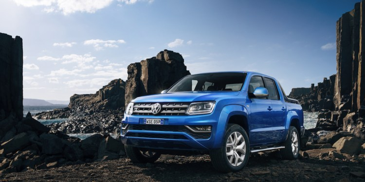 2017 Volkswagen Amarok review