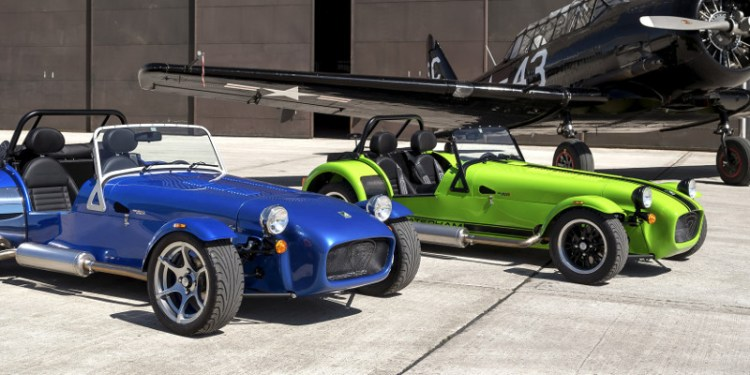 Caterham range gets price cut - 2017