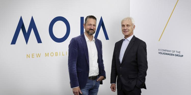 Volkswagen Muller and Moia Harms