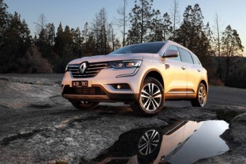 2017 Renault Koleos Review by Practical Motoring 1