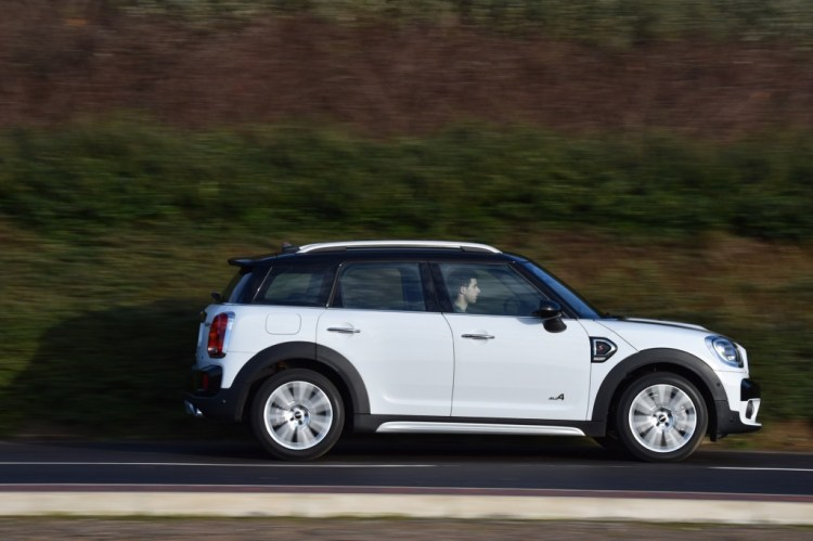 MINI Countryman review by Practical Motoring