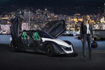 Margot Robbie becomes Nissan electric car ambassador