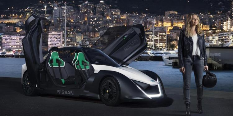 Margot Robbie becomes Nissan electric car ambassador