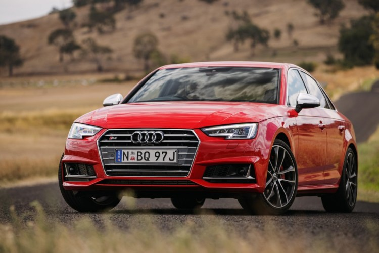 2017 Audi S4 Review by Practical Motoring