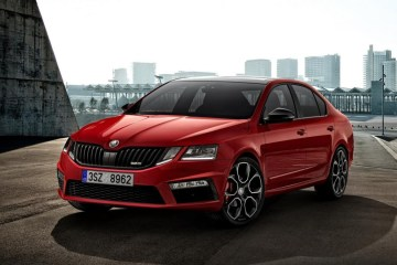 2018 Skoda Octavia RS 245 revealed