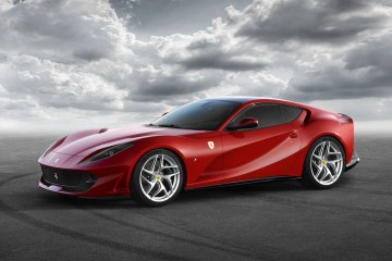 Ferrari 812 Superfast revealed