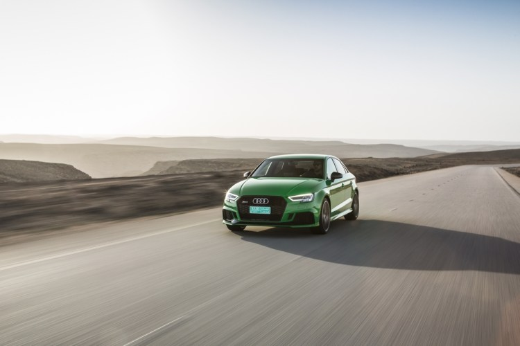 2018 Audi RS3 Review