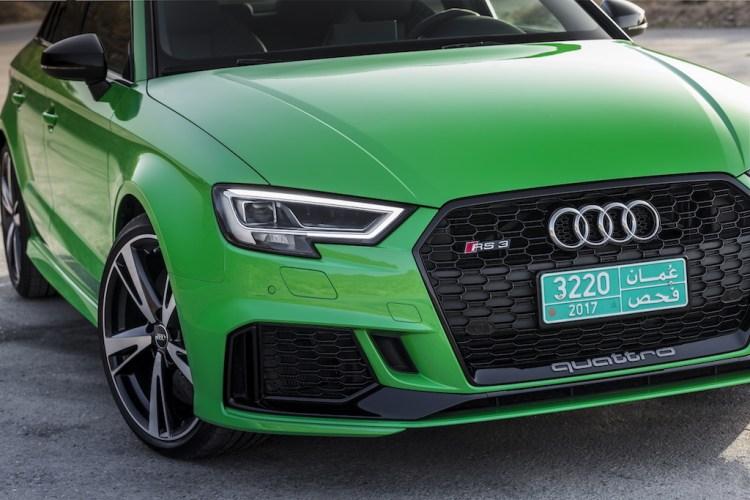 2018 Audi RS3 Review