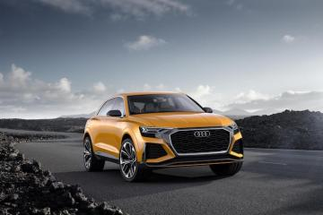 Audi Q8 to go on-sale in 2018