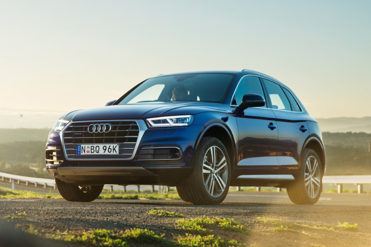 2018 audi q5 review preview drive practical motoring for Mercedes benz c500 price