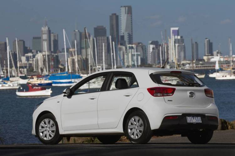 2017 Kia Rio S Review by Practical Motoring