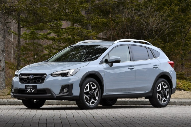 2018 Subaru XV Review - Preview Drive in Japan