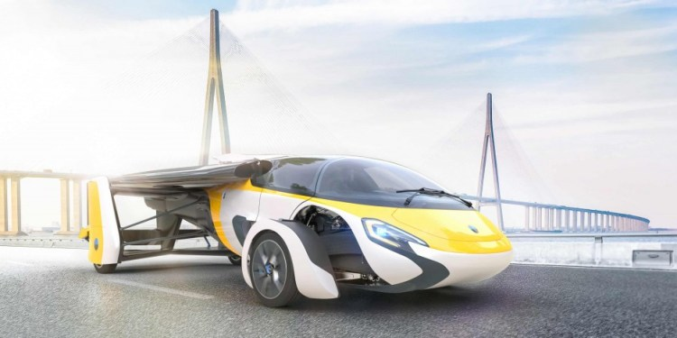 AeroMobil 4.0 flying car launched