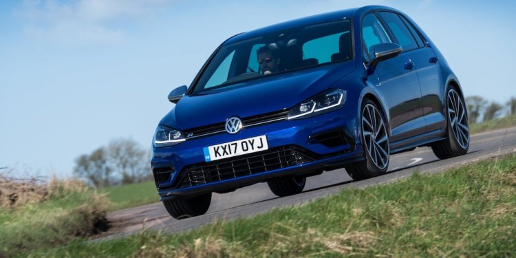 Refreshed Volkswagen Golf GTI and R Review by Practical Motoring